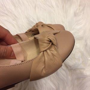 f4187359b2bc Zara Shoes - Zara kids leather flat shoes.Toddler 7